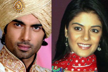 Arhaan Behl and Pooja Gor