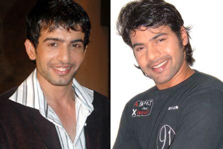 Jay Bhanushali and Shabbir Ahluwalia