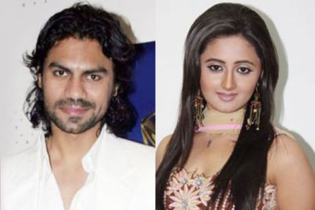 Gaurav Chopra and Rashmi Desai