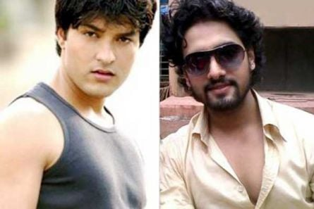 Anas Rashid and Rohit Purohit
