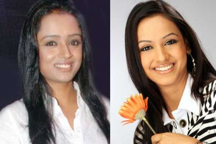 Parul Chauhan and Wasna Ahmed