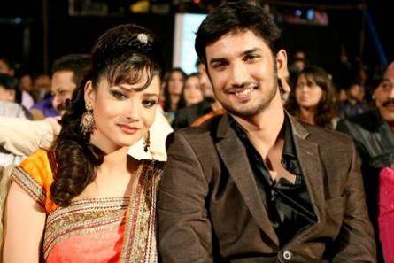 Ankita Lokhande and Sushant Singh Rajput