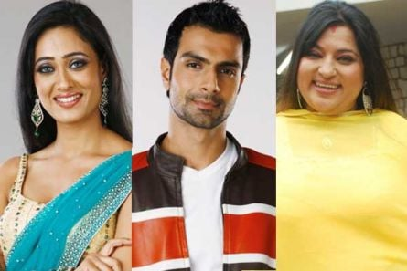 Shweta Tiwari , Ashmit Patel and Dolly Bindra