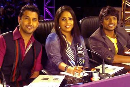 Merzi Pestonji, Geeta Kapur and Rajiv Surti