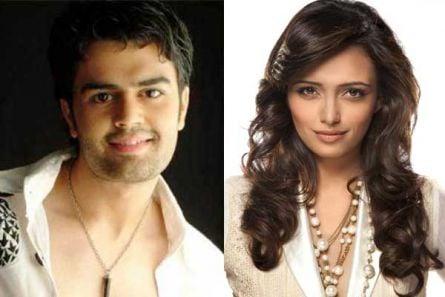 Manish Paul and Roshni Chopra