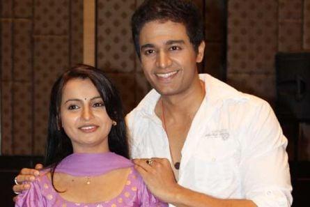 Gaurav Khanna and Vandana Joshi