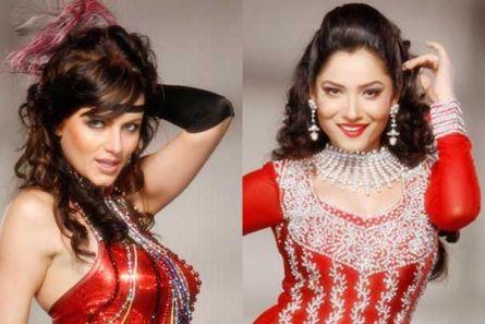 Yana upta and Ankita Lokhande