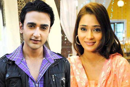 Nishant Malkani and Sara Khan