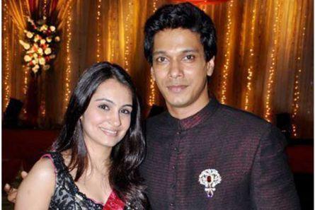 Anisha Kapur with Mahesh Shetty