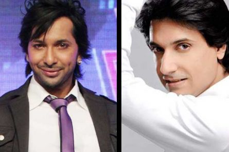 Terence Lewis and Shiamak Davar