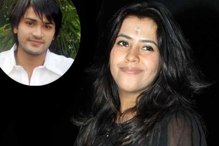 Ekta Kapoor and Mrunal Jain