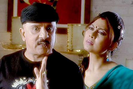 Rajesh Puri and Manini De