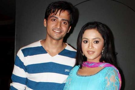 Mukul Harish and Ragini Nandwani