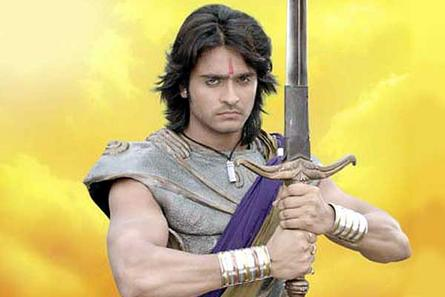 Ashish Sharma (Chandragupta Maurya)