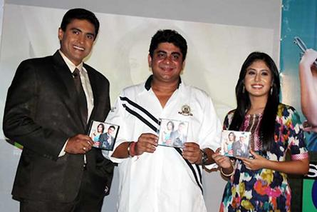 Mohnish Behl, Rajan Shahi and Kritika Kamra