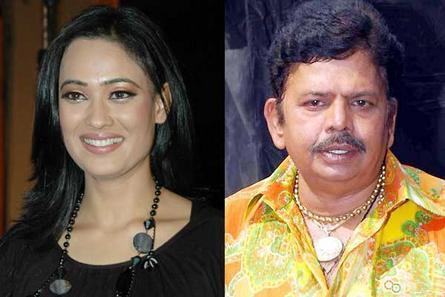 Shweta Tiwari and Vinay Apte