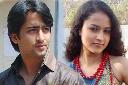 Shaheer Sheikh (Anant) and Farhina Parvez Jarimari (Appy)