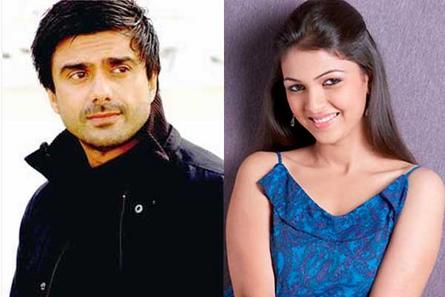 Samir Soni and Keerti Nagpure