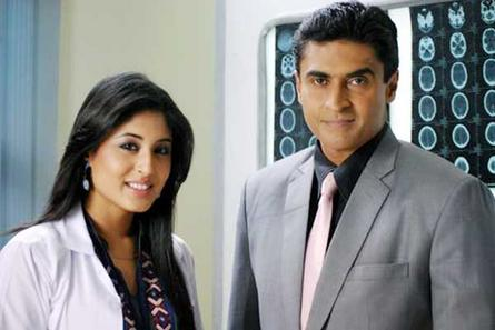 Kritika Kamra and Mohnish Behl