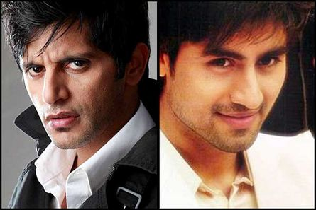 Karanvir Bohra and Harshad Chopda