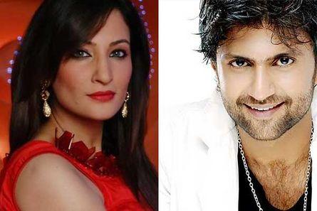 Rakshanda Khan and Aamir Dalvi