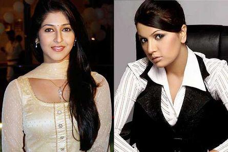 Sonarika Bhadoria and Preet Kaur