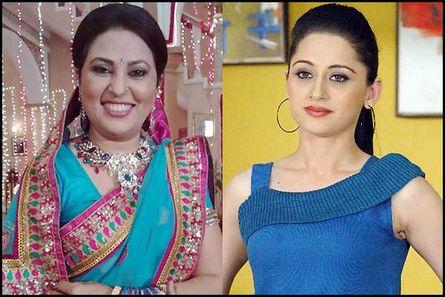 Neelu Kohli and Sanjeeda Sheikh