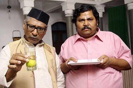 Rajendra Gupta and Jeetu Shivhare