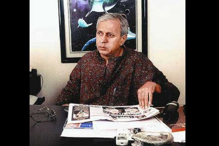 Producer-director Raman Kumar