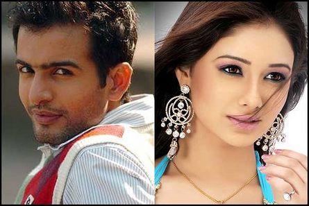 Jay Bhanushali and Leena Jumani