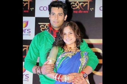 Abhishek Malik and Hunar Hali