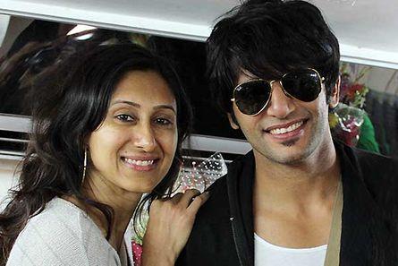 Karanvir Bohra and Teejay Siddhu