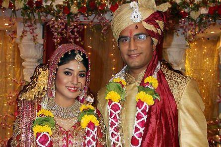 Kritika Kamra and Sharad Kelkar