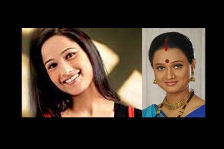 Dipika Upadhyay And Mugdha Shah