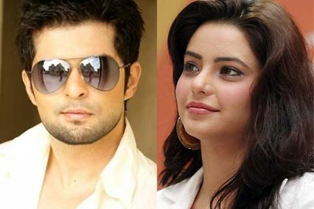 Raqesh Vashisht and Aamna Shariff