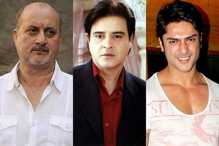 Raju Kher, Akshay Anand and Ashish Kapoor