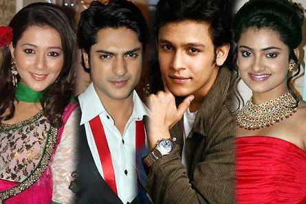 Priyal Gor, Ashish Kapoor, Abhishek Rawat and Shritama Mukherjee