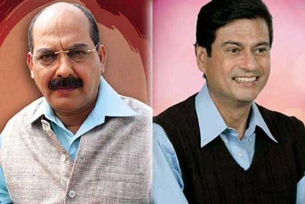 Muni Jha and Kanwaljit Singh