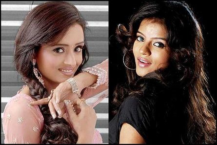 Parul Chauhan and Mitali Nag