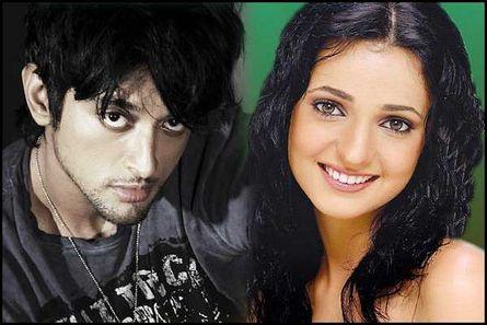 Abhaas Mehta and Sanaya Irani