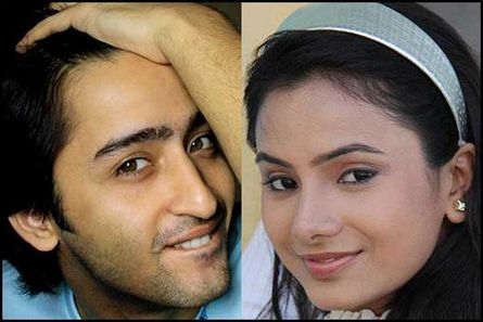 Shaheer Sheikh and Deblina Chatterjee