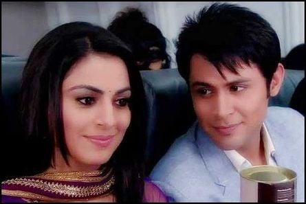 Shraddha Arya and Sudeep Sahir