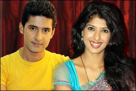 Ravi Dubey (Tej) and Aishwarya Sakhuja (Toasty)