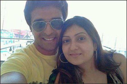 Sachin and Juhi Shroff