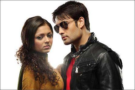 Drashti Dhami and Vivian Dsena