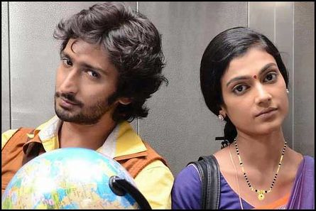 Kunal Karan Kapoor and Akanksha Singh