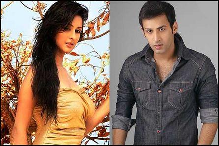 Chahat Khanna and Kanan Malhotra