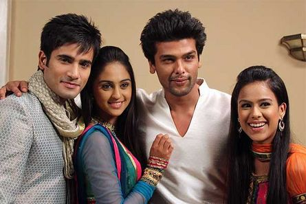 Karan Tacker, Krystle Dsouza, Kushal Tandon and Niaa Sharma