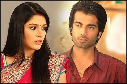 Pooja Gor and Arhaan Behll