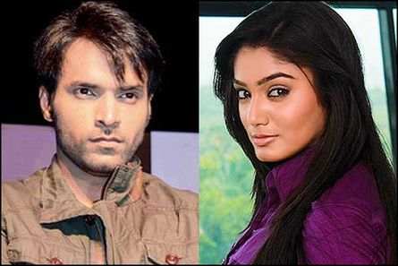 Shaleen Malhotra and Sana Khan
